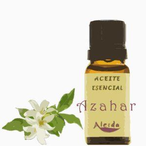 Aceite esencial de Azahar (o Neroli)