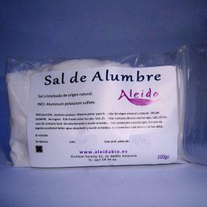 sal alumbre