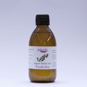 hidrolato de tomillo