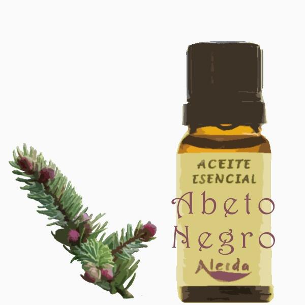Aceite esencial de abeto negro