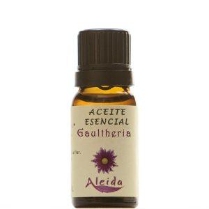 Aceite esencial de gaultheria