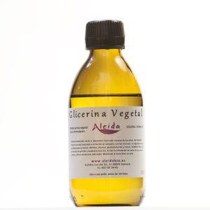 Glicerina vegetal líquida