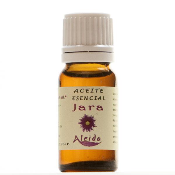 Aceite esencial de jara