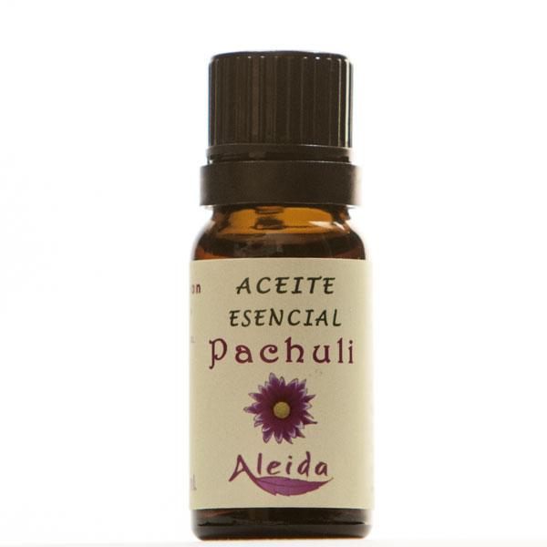 Aceite esencial de pachulí