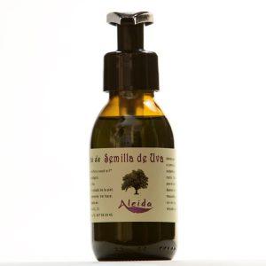 aceite vegetal de semilla de uva