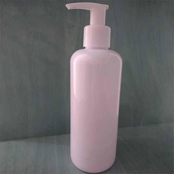 Botella plástico bomba dosificadora de 125 y de 250 ml